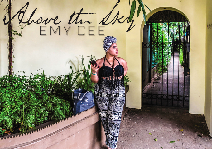 Emy Cee: 'Above The Sky' – showcases a dynamic voice and a unique sound that is her own!