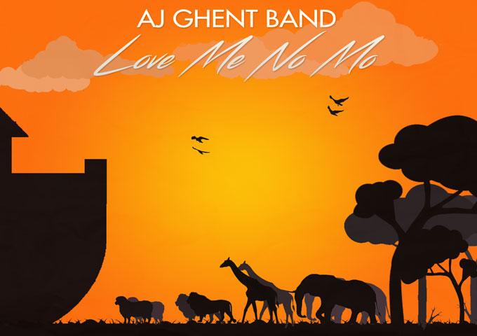 AJ Ghent Band Announces New Single – Love Me No Mo'