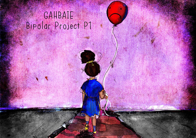 """Gahbaie: """"The Bipolar Project"""" – a rush of inspiration!"""