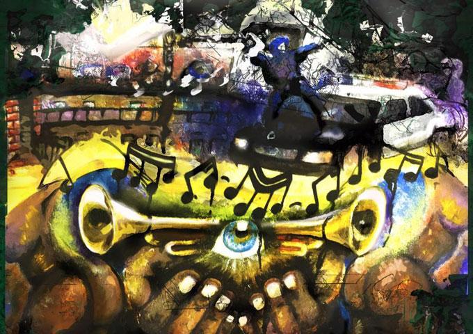 "Reggie VaShaun: ""Riches"" – the true direction of the hip hop culture!"