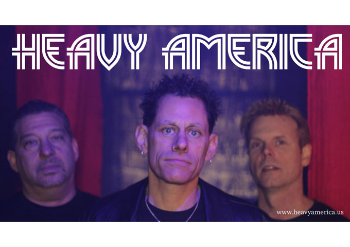 """Heavy AmericA: """"Pray For Me"""" – This is the way rock was and is meant to be!"""