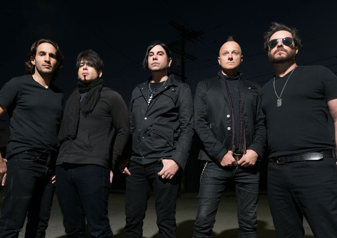"""A New Way to Live Forever: """"Monument"""" – high energy rock anthems"""
