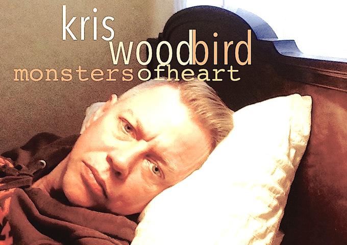 "Kris Woodbird: ""Monsters of Heart"" – a purveyor of persuasive folk!"