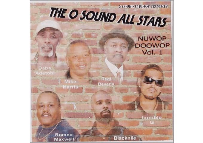 "THE O SOUND ALL STARS – ""NU WOP DOO WOP, VOL. 1"" – a stunning showcase of talent"