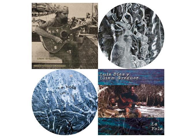 Ice photographer Lliam Greguez Releases Two Acoustic Prog Punk Albums