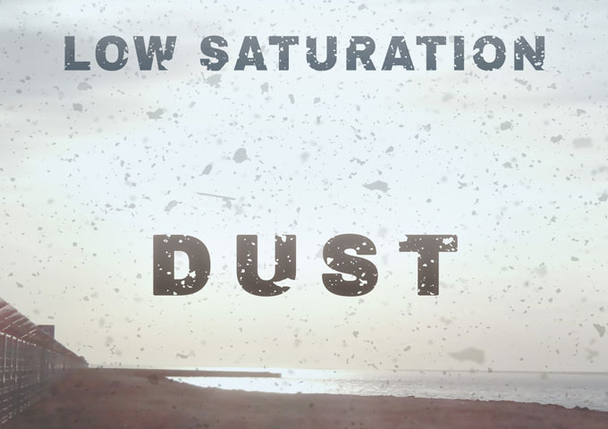 """Low Saturation: """"Dust"""" – the shine is as powerful and bright as the underlying substance"""