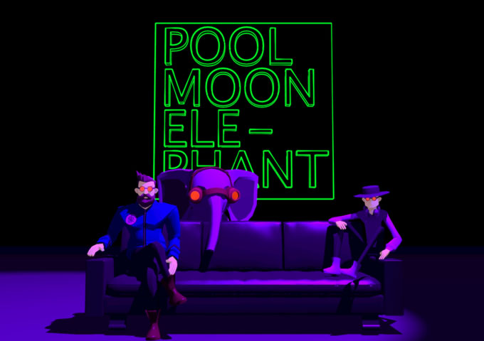 "POOL MOON ELEPHANT: ""FLUKY ISLAND"" – a relentless appetite for new music"