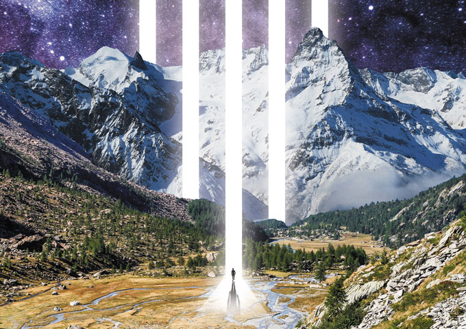 """Gloom Influx: """"First LP"""" – looping the listener into a nostalgic yet futuristic world"""