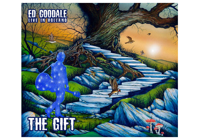"""Ed Goodale: """"The Gift"""" To Launch at Glastonbury in Support of Joe Strummer Foundation"""