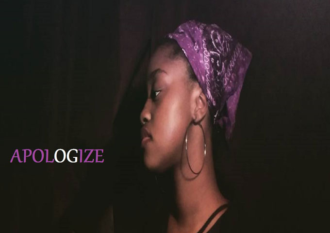 """MISS LYRIC RELEASES NEW SONG """"APOLOGIZE"""" TO THE WORLD"""