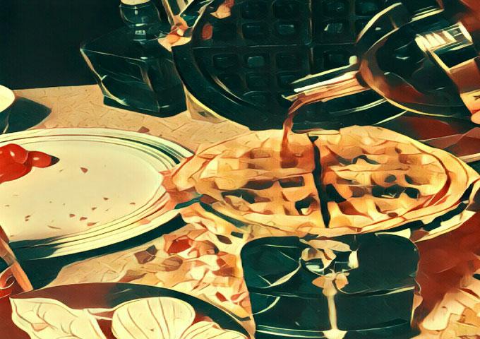 "Three60: ""Thug Waffle"" – polished and well-produced"