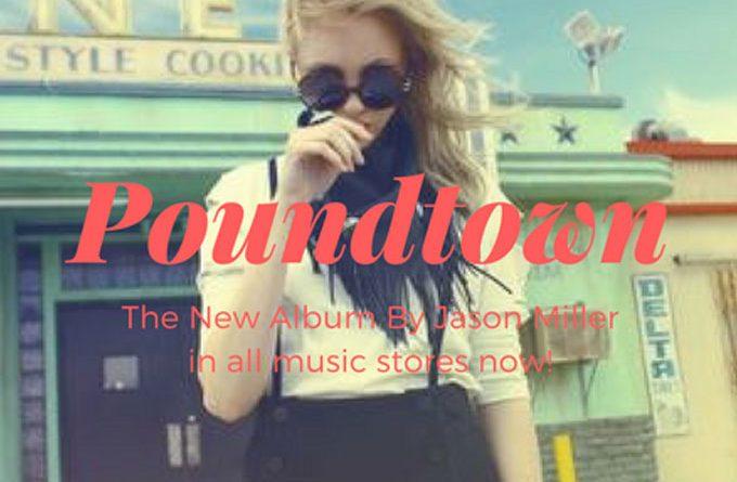"Jason Miller: ""Poundtown"" – every single note has a purpose"