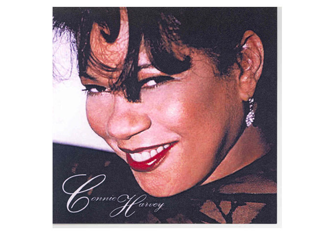 Gospel R&B and Jazz Icon Connie Harvey releases her stunning E.P. worldwide