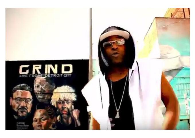 Detroit artist – The Infamous Crackhead