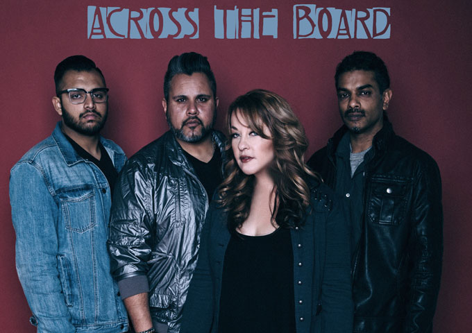 """Across The Board: """"Are You Really Here"""" – captures the rough-hewn instinctiveness of the guitar-driven music"""