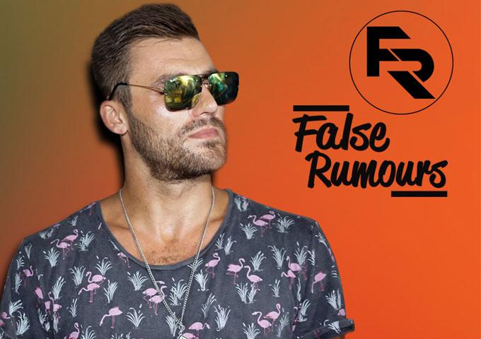 "False Rumours: ""Dragonfly"" ft. Celeste – a feel-good tropical anthem"