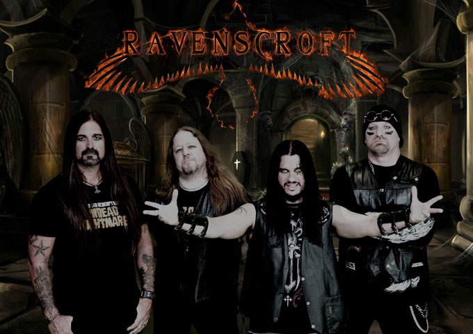 INTERVIEW with Alternative Rock Band RAVENSCROFT