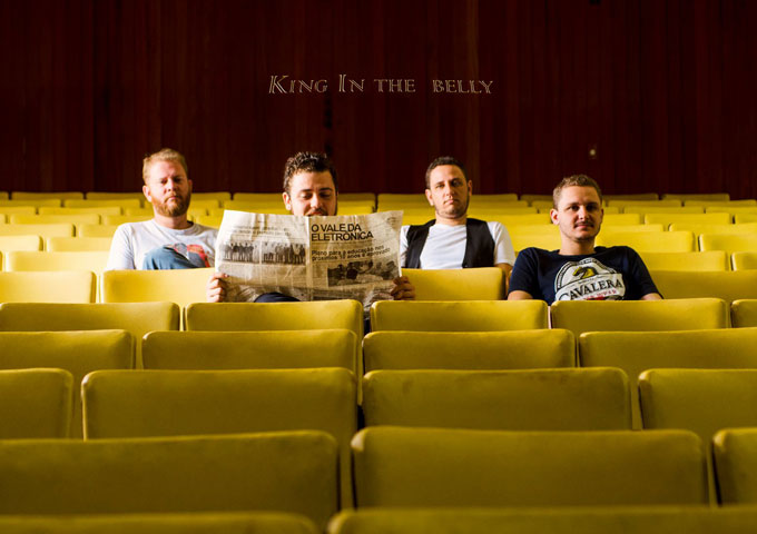 """King in the Belly: """"Let's Go"""" meets the expectations of old school rockers and modern day hipsters"""