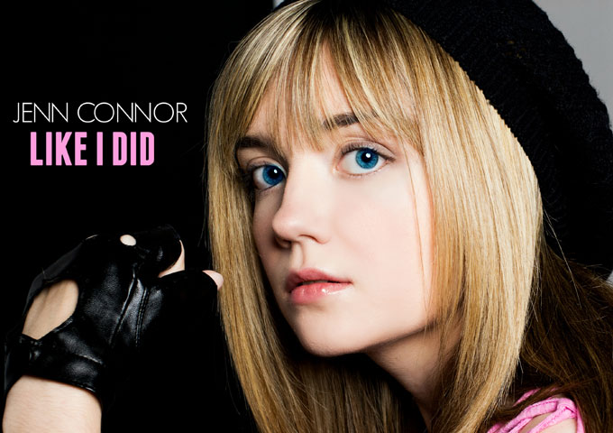 """Jenn Connor: """"Like I Did"""" – a confident level of talented coolness"""