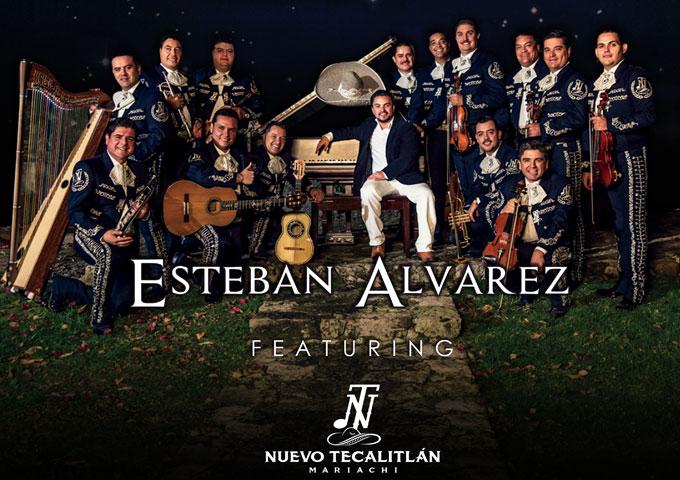 "Esteban Alvarez: ""Piano meets Mariachi"" ft. El Mariachi Nuevo Tecalitlán – sophisticated and ambitious"