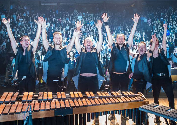 Croatia's Sudar Percussion Ensemble is and Award-Winning Group
