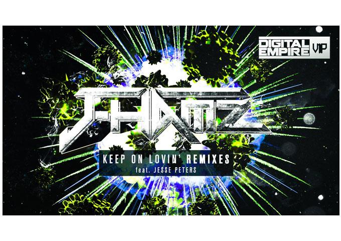 "J-Hamz ft. Jesse Peters: ""Keep On Lovin' Remixes"" – an awesome 5 track playlist"