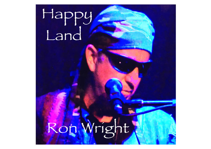 """Guitarist Ron Wright Releases Smooth Jazz Guitar Instrumental """"Happy Land"""""""
