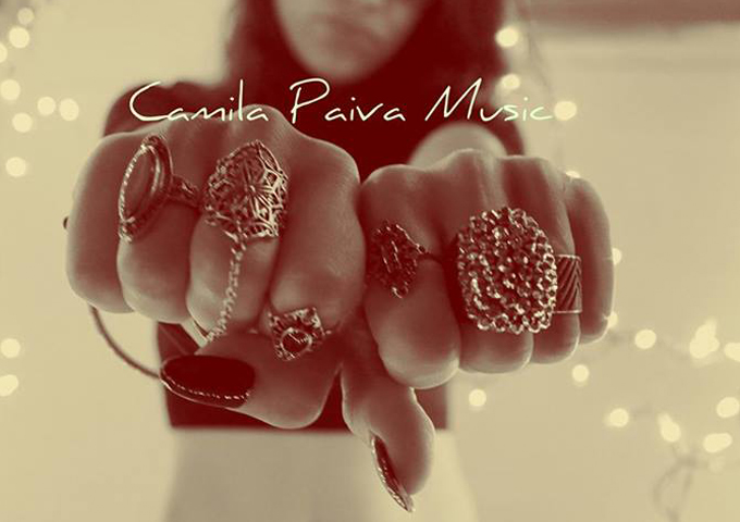 Camila Paiva has a depth to her music that seems so rare nowadays