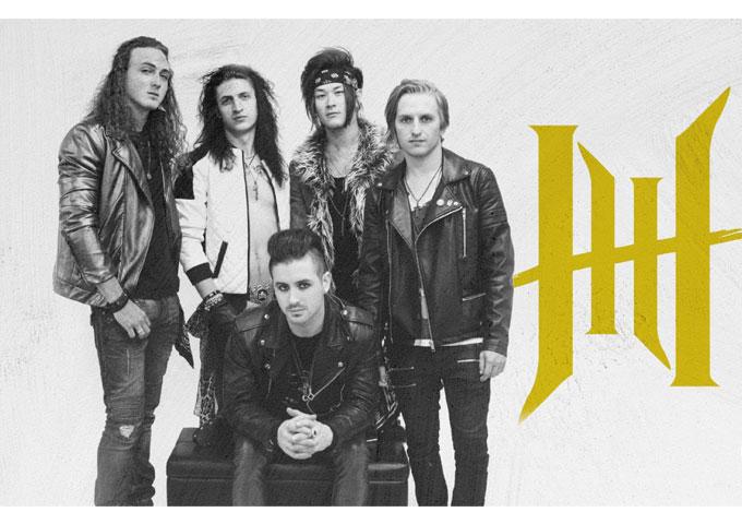 "Harmless Habit: ""FRONTERROR"" – a marvel of rock hard timelessness"