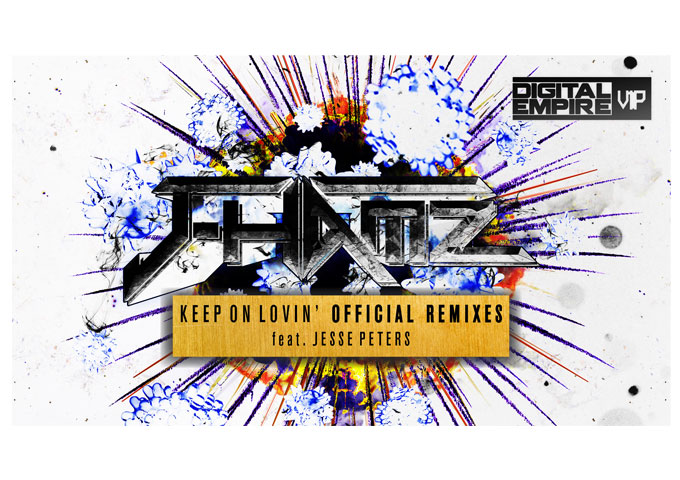 """J-Hamz ft. Jesse Peters: """"Keep On Lovin' Official Remixes"""" – smooth groove and audio euphoria"""