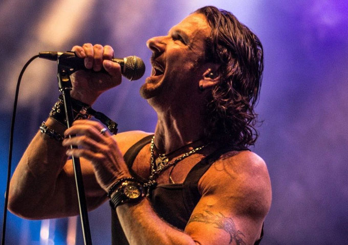 Acclaimed Metal Vocalist Mike Tirelli Finds Success With New Project Rising FiVe