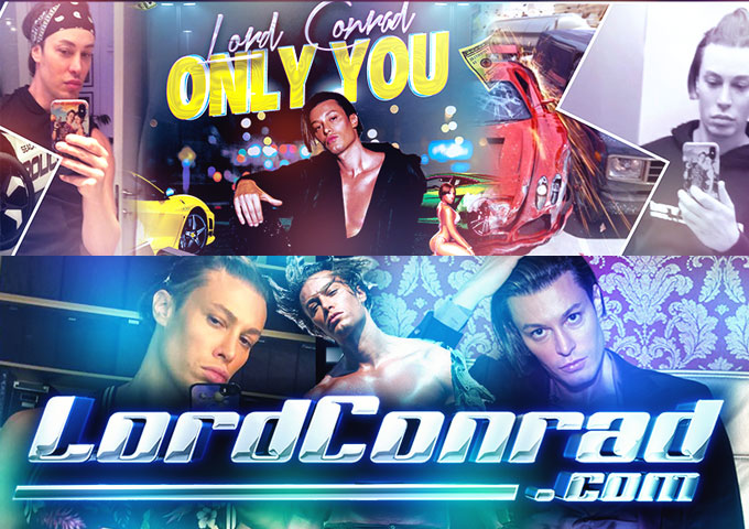 """Lord Conrad: """"Only You"""" – a journey through sound, emotion and introspection"""
