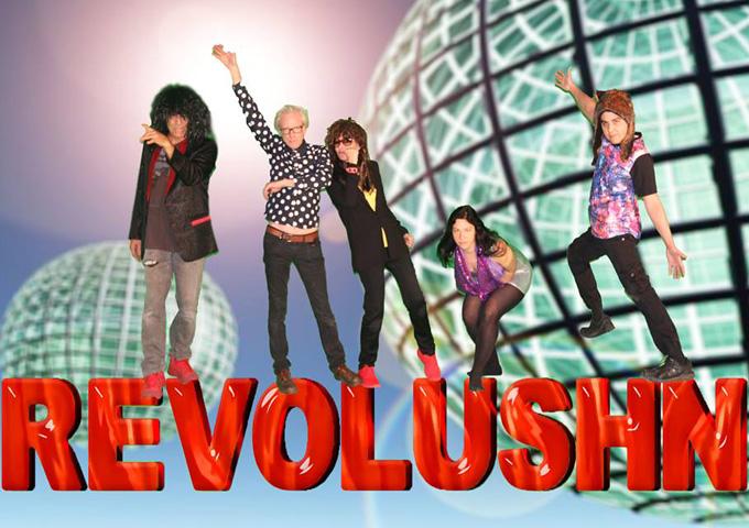 "Revolushn: ""Little Red Dolls"" – epitomizes free spirit and creativity"