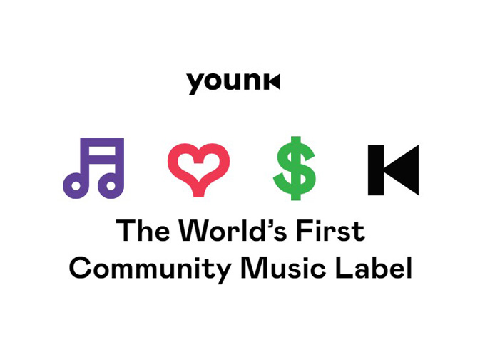 Younk makes the music business transparent and accessible to all!