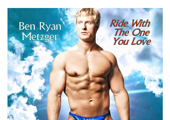 """Ben Ryan Metzger: """"Ride With The One You Love"""" – a unique hybrid crossover"""