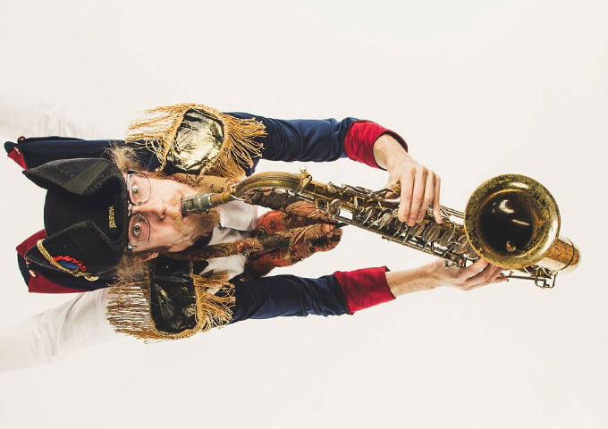 """Casey Frensz: """"Captain Queso and the Revealing Science of Groove"""" – an ambitious and uncompromising listen"""