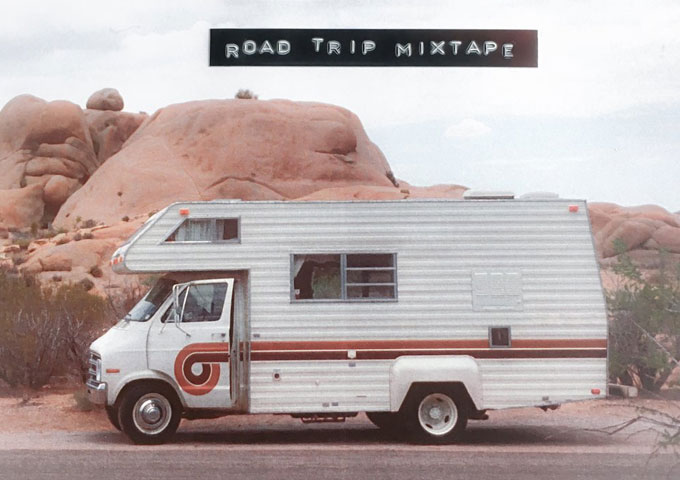 "The Jon Johns: ""Road Trip Mixtape"" – an adventurous attitude!"