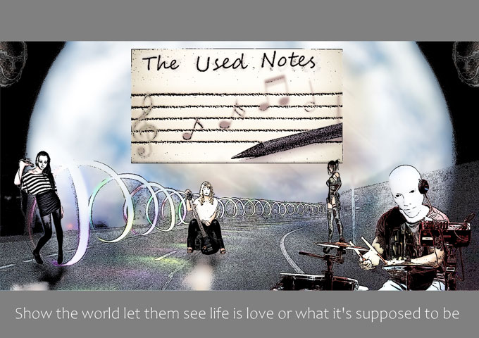 """The Used Notes: """"Scream Please"""" – filled with emotions as well as amazing lyrics"""