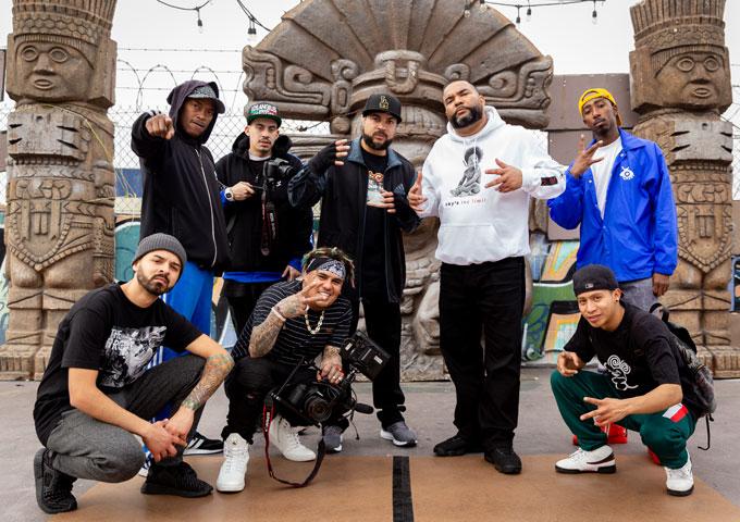 "Sabotaj: ""The 5 Elements"" – The forgotten roots of Hip Hop"