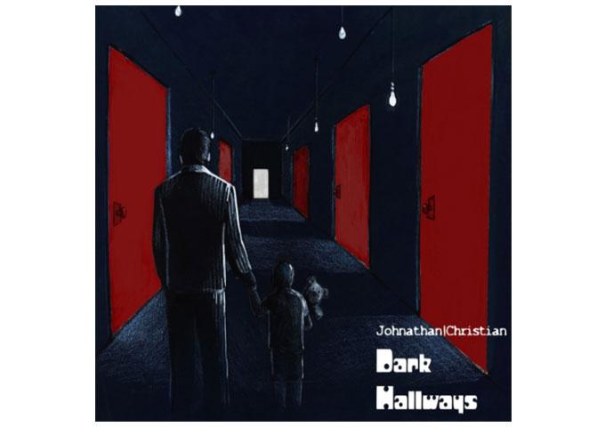 "Dark-Wave Trio Jonathan/Christian Releases There Third Album ""Dark Hallways"""