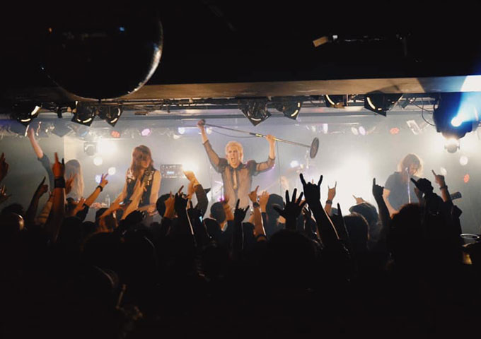 """Vintage rockers KAATO drop """"Somebody, Someday"""", from the album """"Slam!"""