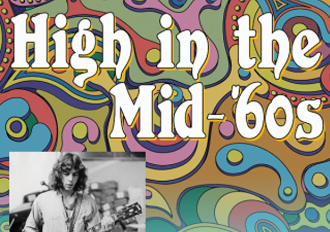 """MUSIC INDUSTRY VETERAN RICK LEVY IS """"HIGH IN THE MID-60S"""""""