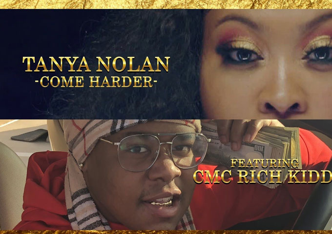 """Tanya Nolan Shows She's No Stranger To The Game In New Video, """"Come Harder"""" ft. CMC Rich Kidd"""