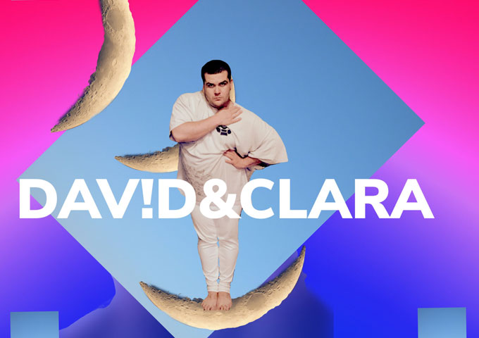 """DAV!D&CLARA: """"CONFESSIONS OF THE MACHINE"""" – as stellar as one would expect!"""
