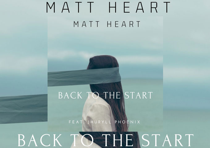 """Matt Heart – """"Back to the Start"""" ft. Jhuryll Phoenix – It's hard to argue with classic authenticity"""