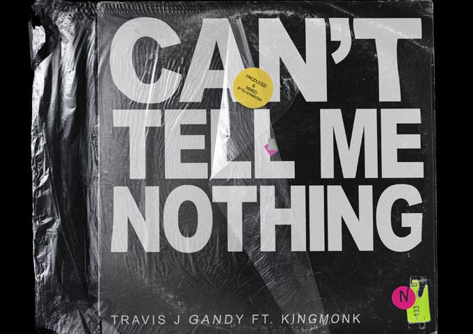 TRAVIS J. GANDY DROPS NEW SINGLE RELEASE!