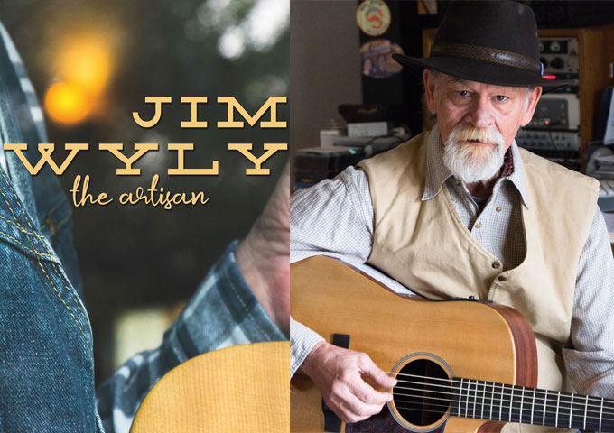 """Jim Wyly – """"Wildman Of The Thicket"""" – both infectiously laid back, yet energetically ominous"""