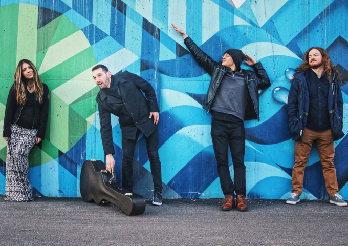 "SPLITSTEP Release The Singles ""THE SHOULDER"" AND ""HIGHWAY"""