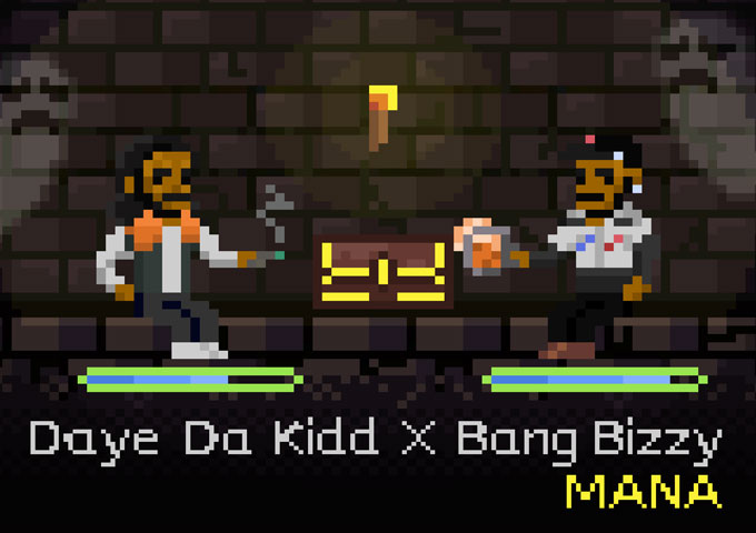 """Daye da Kidd – """"Mana"""" (Prod. Guillermo) ft. Bang Bizzy stays perpetually cool and constant"""