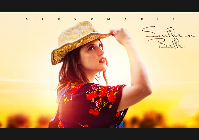 """AlexxMarie – """"Southern Belle"""" offers bold, to-the-point lyrics"""